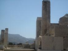 Ancient Dimitrias temple