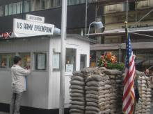2. Checkpoint Charlie