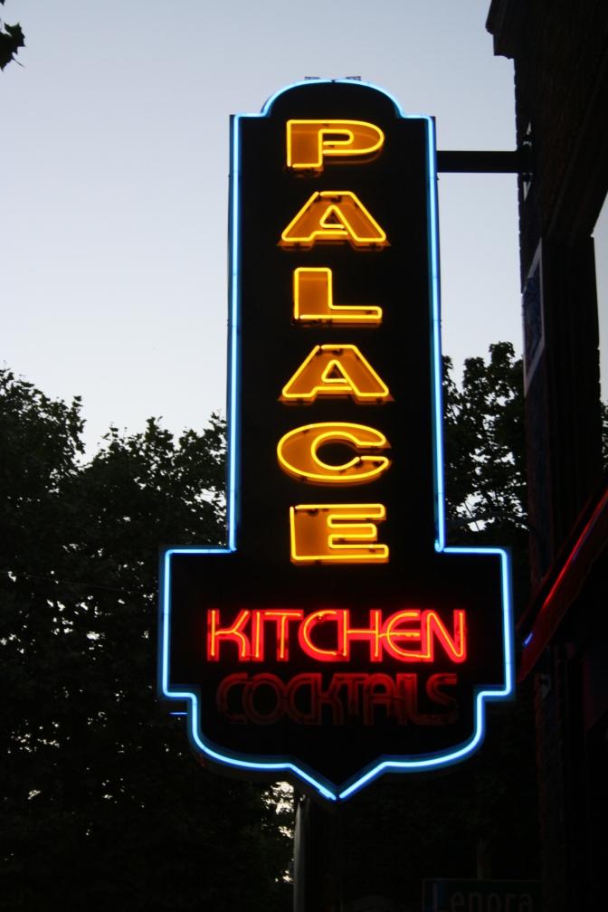 Palace Kitchen Seattle