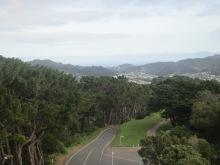 Mt Victoria Lookout Wellington NZ